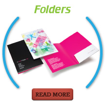 Folders Printing Services