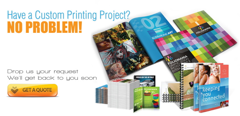 Printing Services Quote